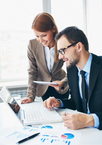 gestiona los libros contables con el programa de contabilidad