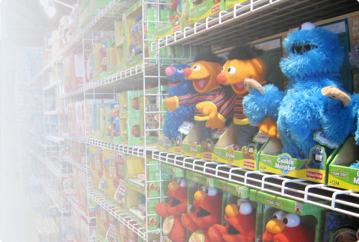 Zeus, tu ERP para tiendas de juguetes